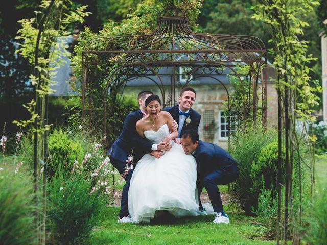 Le mariage de Thierry et Julie à Vernon, Eure 132