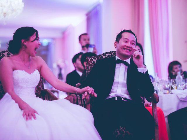 Le mariage de Thierry et Julie à Vernon, Eure 150