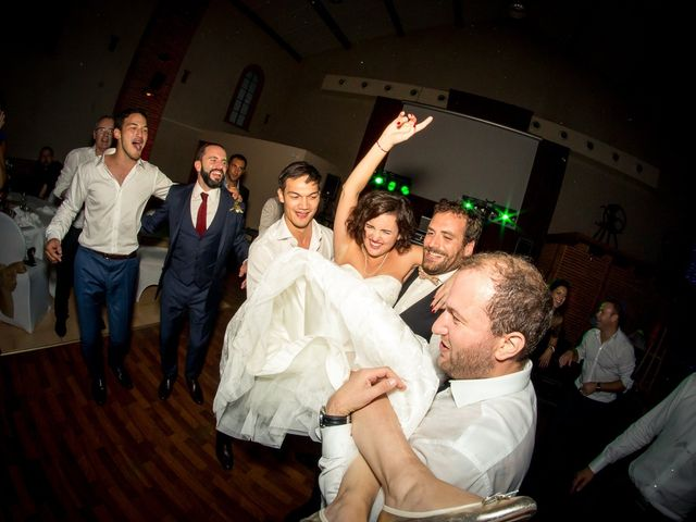 Le mariage de Jean-Marc et Eléonore à Mondonville, Haute-Garonne 31