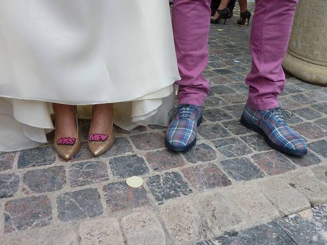Le mariage de Rémy et Vania à Sigean, Aude 3