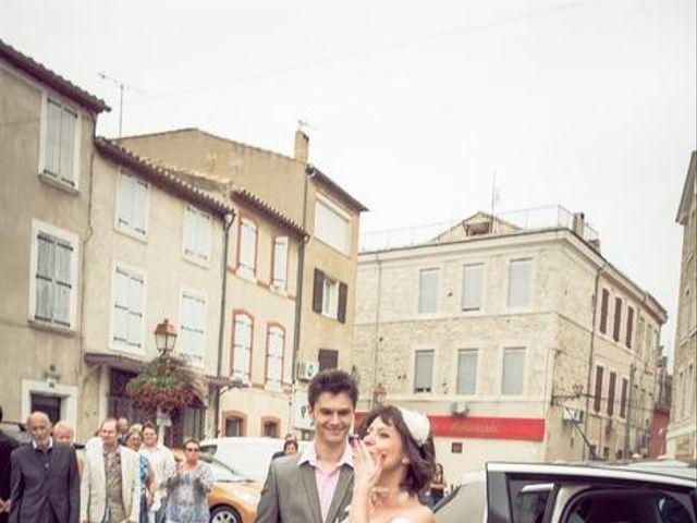 Le mariage de Rémy et Vania à Sigean, Aude 5