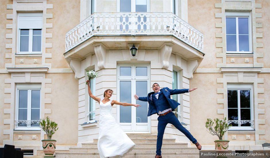 Le mariage de Olivier et Audrey à Thouaré-sur-Loire, Loire Atlantique