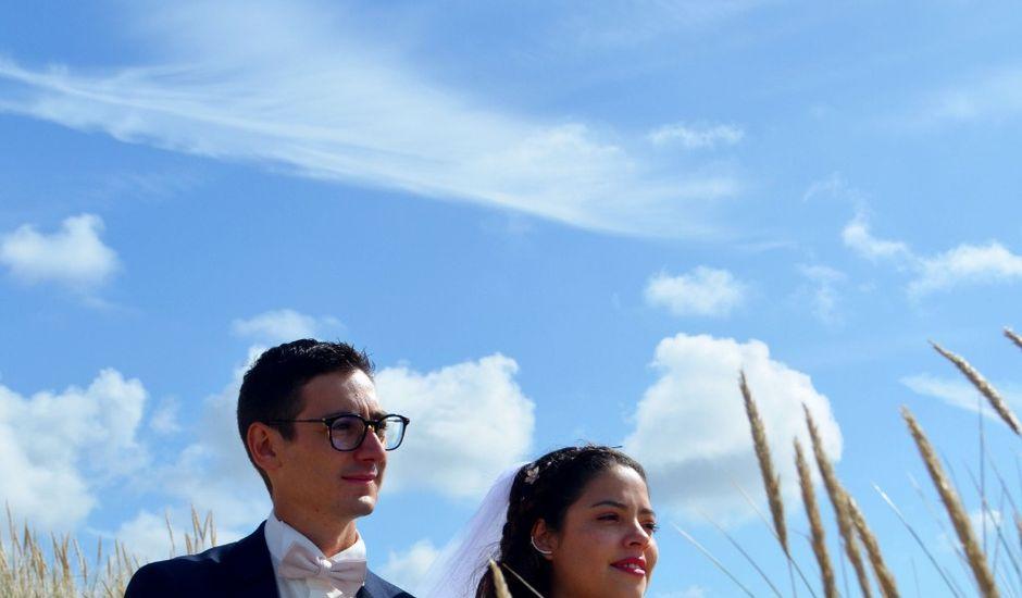 Le mariage de Norel et Alexandra à Étaples, Pas-de-Calais