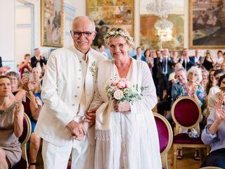 Le mariage de Charlotte et Gérard