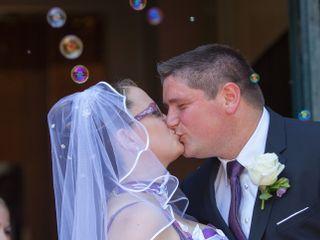 Le mariage de Sabrina et Florian