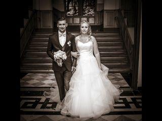Le mariage de Elodie et Johnny