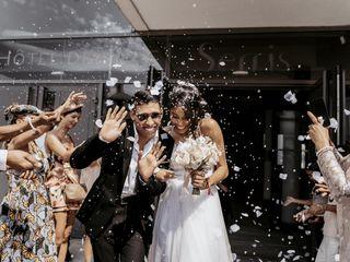 Le mariage de Deisy et Jéremy