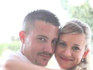 Le mariage de Jessica et Romain 1