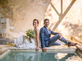 Le mariage de Anne-Laure et Marc