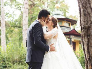 Le mariage de Sandy et Sadek