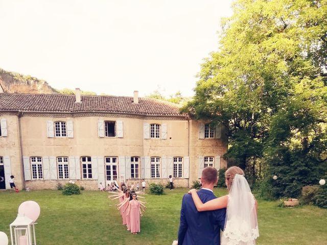 Le mariage de Oliver et Aude à Larroque , Tarn 4