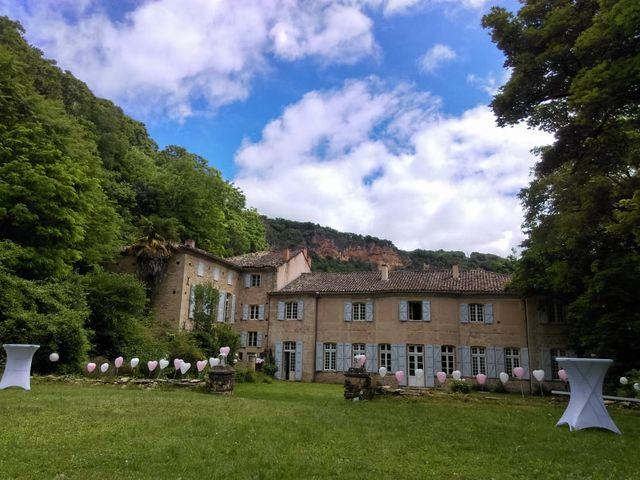 Le mariage de Oliver et Aude à Larroque , Tarn 8