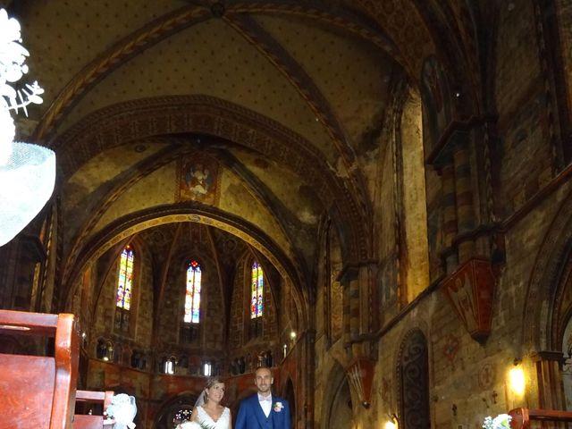 Le mariage de Oliver et Aude à Larroque , Tarn 11