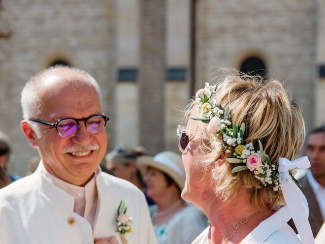Le mariage de Gérard et Charlotte à Saint-Cloud, Hauts-de-Seine 3