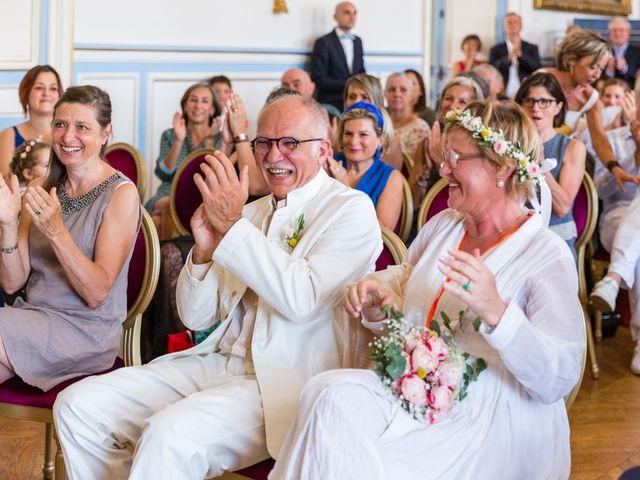 Le mariage de Gérard et Charlotte à Saint-Cloud, Hauts-de-Seine 1