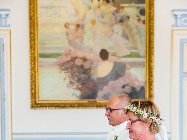 Le mariage de Gérard et Charlotte à Saint-Cloud, Hauts-de-Seine 6