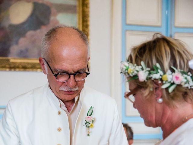 Le mariage de Gérard et Charlotte à Saint-Cloud, Hauts-de-Seine 7