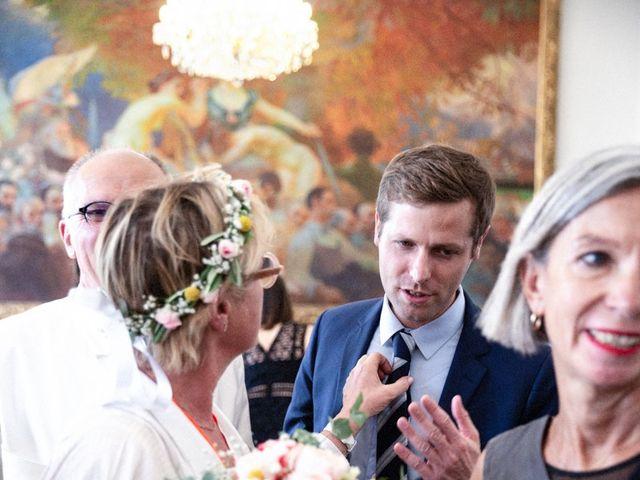 Le mariage de Gérard et Charlotte à Saint-Cloud, Hauts-de-Seine 8