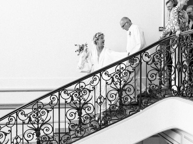 Le mariage de Gérard et Charlotte à Saint-Cloud, Hauts-de-Seine 10