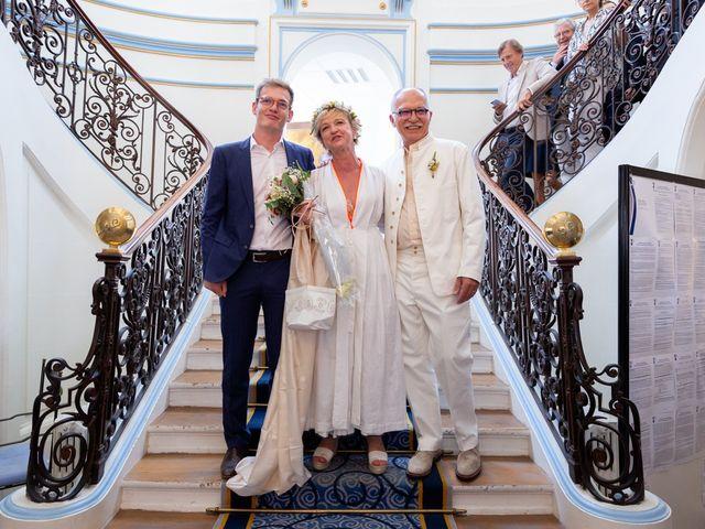 Le mariage de Gérard et Charlotte à Saint-Cloud, Hauts-de-Seine 11