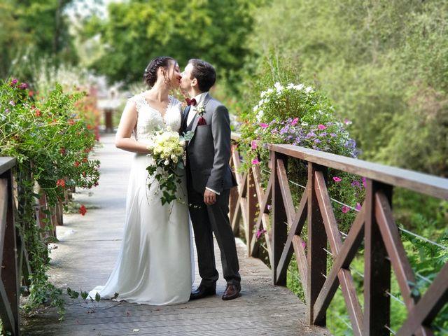 Le mariage de Laureen et Lucas