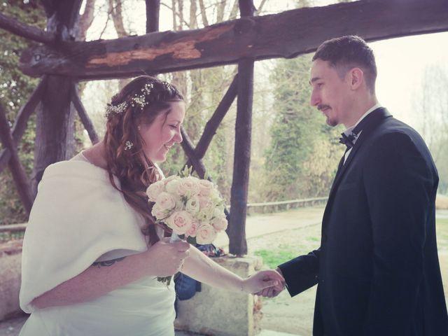 Le mariage de Julien et Fanny à Saint-Fargeau-Ponthierry, Seine-et-Marne 10