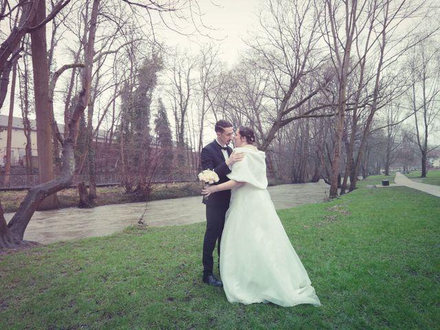 Le mariage de Julien et Fanny à Saint-Fargeau-Ponthierry, Seine-et-Marne 13