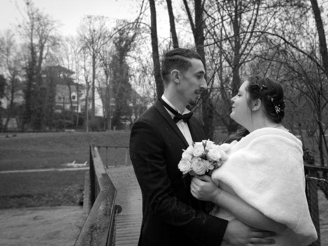 Le mariage de Julien et Fanny à Saint-Fargeau-Ponthierry, Seine-et-Marne 14