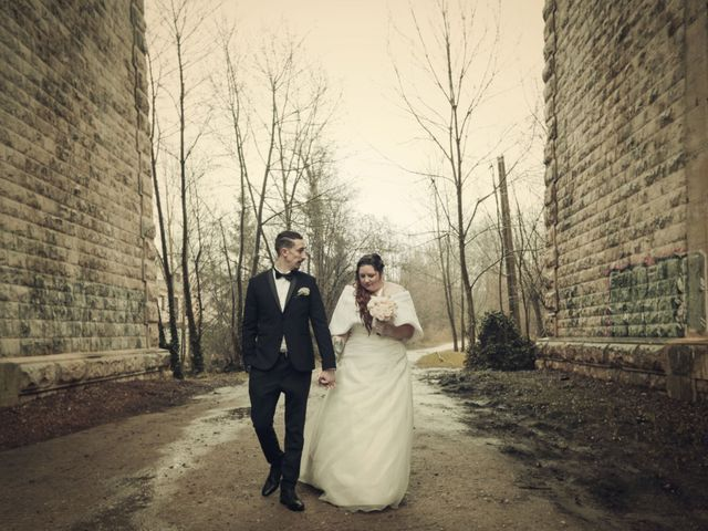 Le mariage de Julien et Fanny à Saint-Fargeau-Ponthierry, Seine-et-Marne 17