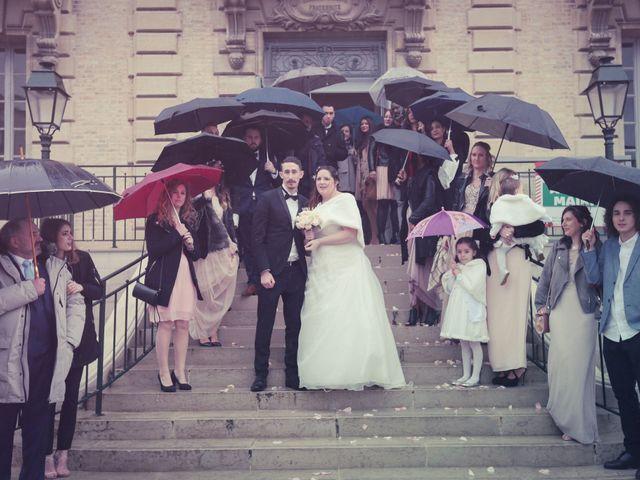 Le mariage de Julien et Fanny à Saint-Fargeau-Ponthierry, Seine-et-Marne 30