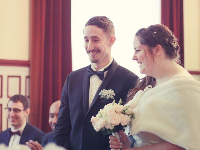 Le mariage de Julien et Fanny à Saint-Fargeau-Ponthierry, Seine-et-Marne 31