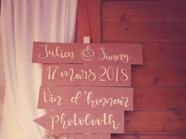 Le mariage de Julien et Fanny à Saint-Fargeau-Ponthierry, Seine-et-Marne 35