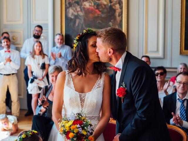 Le mariage de Julien et Audrey à Metz, Moselle 8