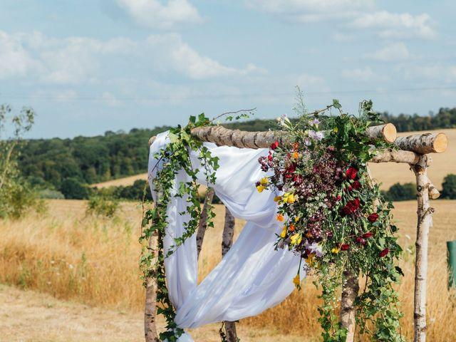 Le mariage de Julien et Audrey à Metz, Moselle 15