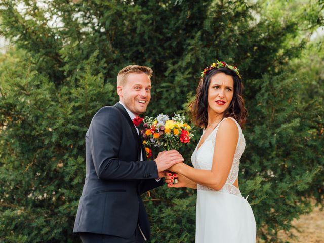 Le mariage de Julien et Audrey à Metz, Moselle 21