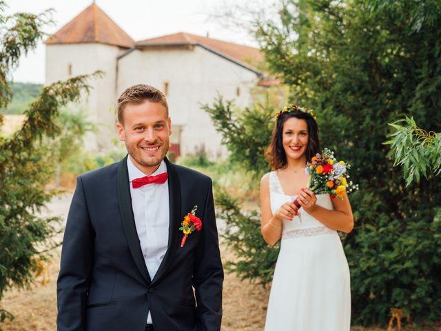 Le mariage de Julien et Audrey à Metz, Moselle 23