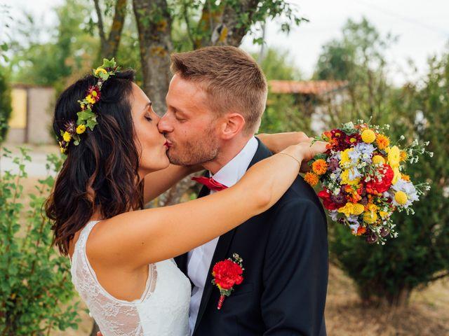 Le mariage de Julien et Audrey à Metz, Moselle 25