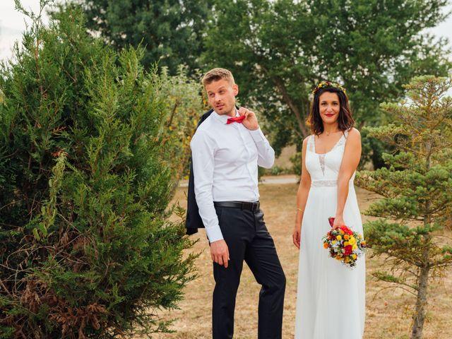 Le mariage de Julien et Audrey à Metz, Moselle 26