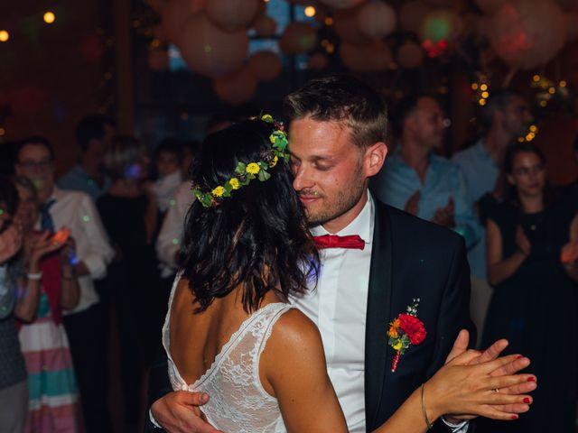 Le mariage de Julien et Audrey à Metz, Moselle 28
