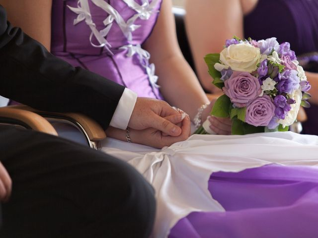 Le mariage de Florian et Sabrina à La Ville-du-Bois, Essonne 9