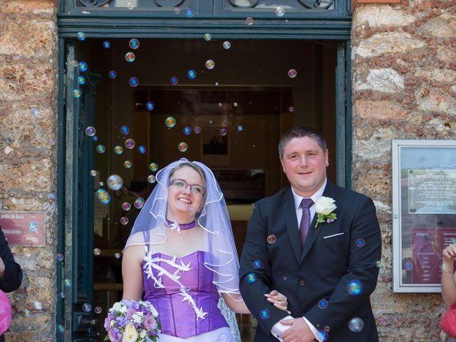 Le mariage de Florian et Sabrina à La Ville-du-Bois, Essonne 12