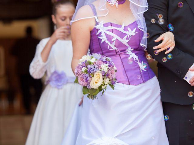 Le mariage de Florian et Sabrina à La Ville-du-Bois, Essonne 22