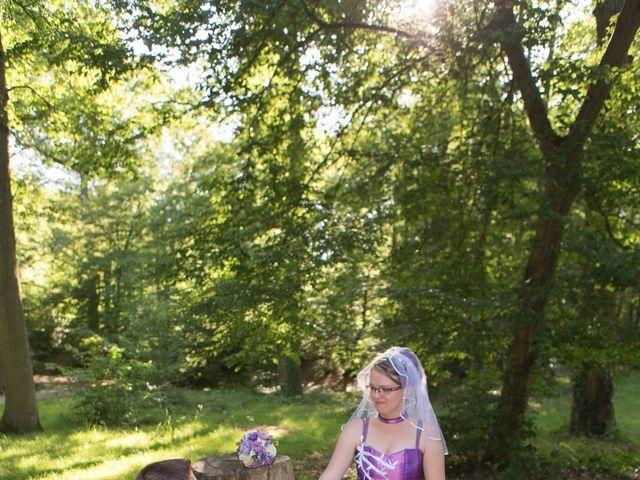 Le mariage de Florian et Sabrina à La Ville-du-Bois, Essonne 28