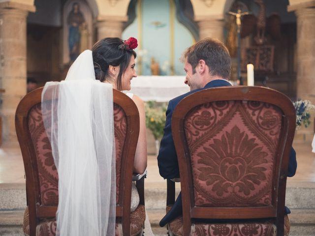 Le mariage de Vincent et Camille à Sarzeau, Morbihan 10
