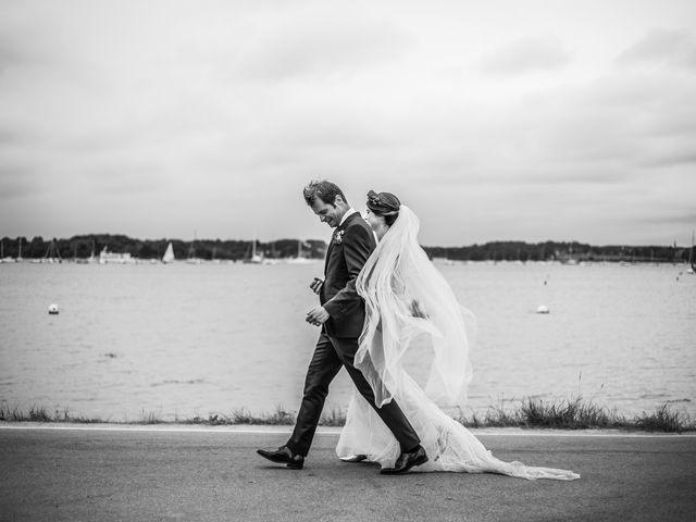 Le mariage de Vincent et Camille à Sarzeau, Morbihan 18