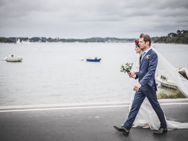 Le mariage de Vincent et Camille à Sarzeau, Morbihan 19
