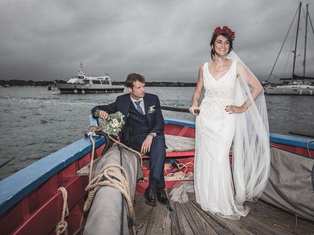 Le mariage de Vincent et Camille à Sarzeau, Morbihan 21
