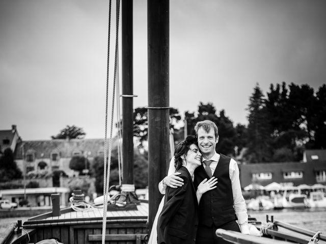 Le mariage de Vincent et Camille à Sarzeau, Morbihan 24