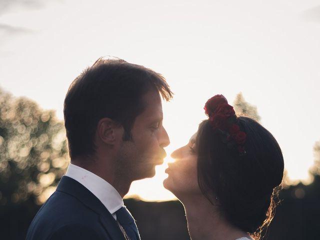 Le mariage de Vincent et Camille à Sarzeau, Morbihan 34