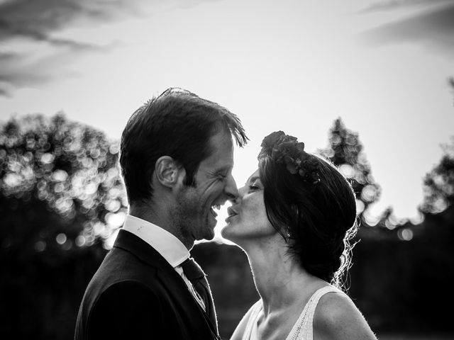 Le mariage de Vincent et Camille à Sarzeau, Morbihan 1